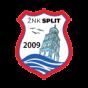 Split slavio u Zagrebu